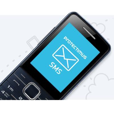 SMS-токен Protectimus