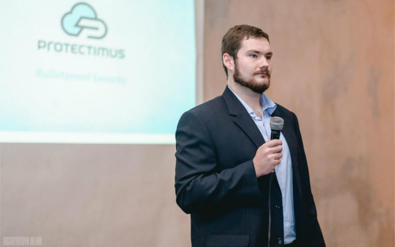 Денис Шокотько на Startup Crash Test #2