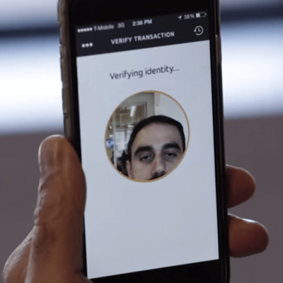 Selfie based authentication