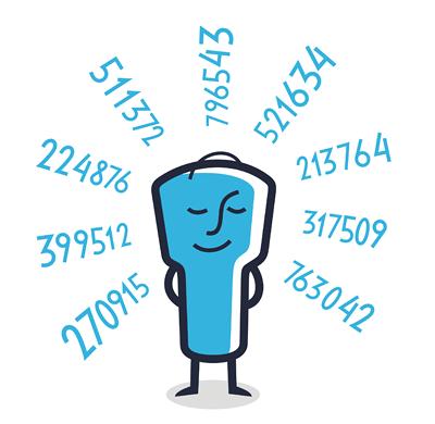 Алгоритмы генерации одноразовых паролей