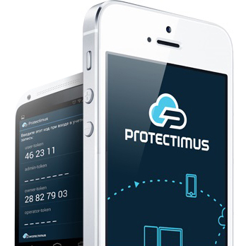 MFA authenticator Protectimus Smart OTP
