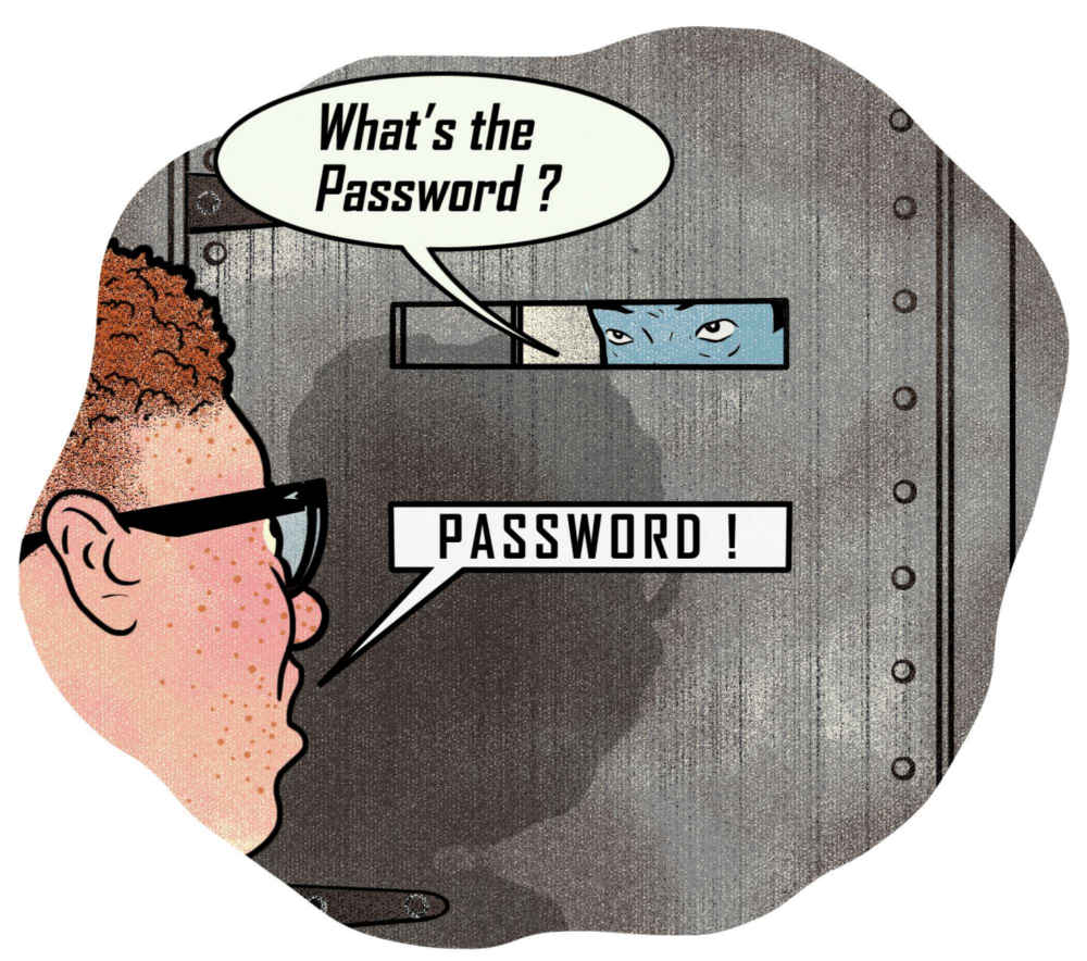 How strong passwords shouldn't look like
