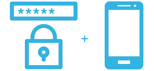 2 factor authentication with OTP passwords
