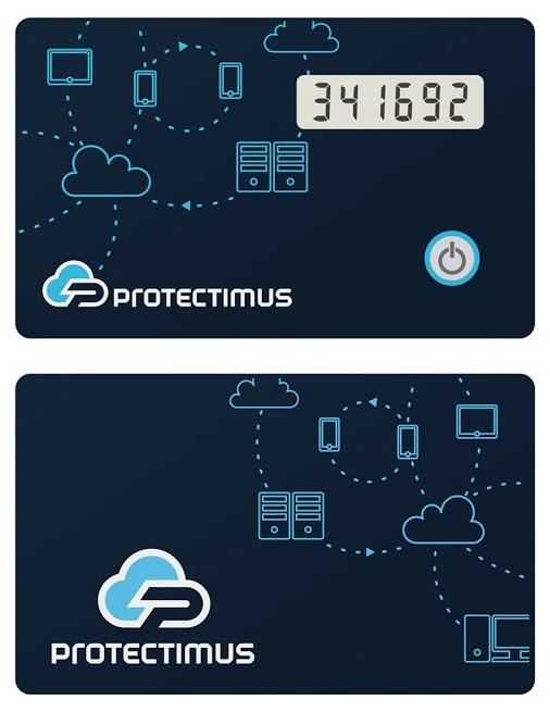 OTP токены Protectimus SLIM mini