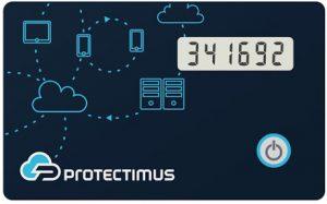OTP токен Protectimus Slim Mini
