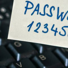 A Wrong Lesson on Information Security