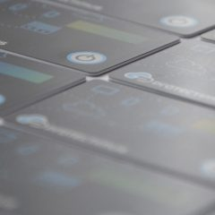 Как прошить OTP токен Protectimus Slim NFC