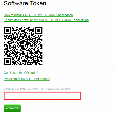 How to Enable AdvCash 2FA with Protectimus Slim NFC