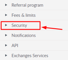 How to Enable Livecoin 2FA with Protectimus Slim NFC