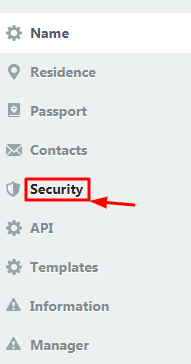 How to Enable Interkassa 2FA with Protectimus Slim NFC