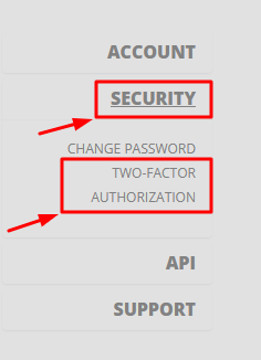 How to Enable BitKonan 2FA with Protectimus Slim NFC