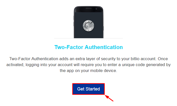 How to Enable Bitlio 2FA with Protectimus Slim NFC