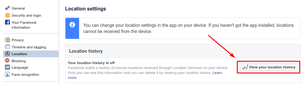 How Do I Protect My Location on Facebook