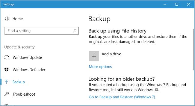 Windows Computer Safety Tips - Do Windows Backups regularly