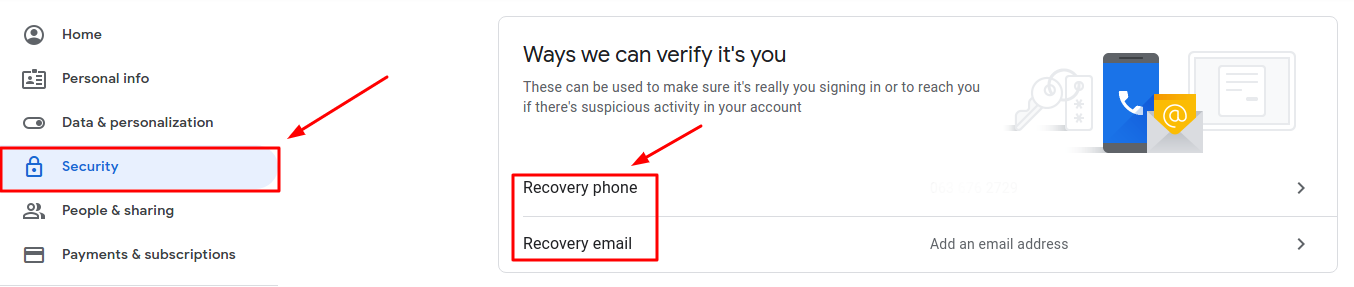 Gmail Access Recovery Methods