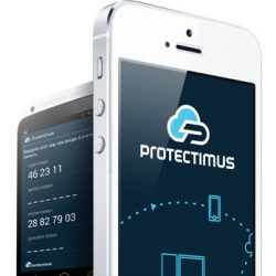 2FA app Protectimus Smart can replace SMS authentication