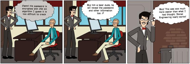 2FA security: social engineering