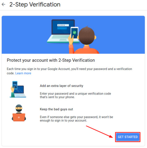 How to transfer Google Authenticator to a new iPhone - Get started