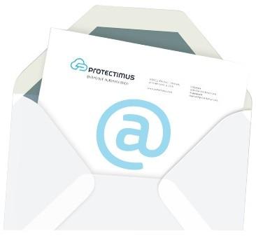 OTP token Protectimus Mail