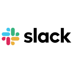 Slack - popular messaging app that will help you to communicate when working from home